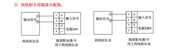 信号隔离器/信号变送器